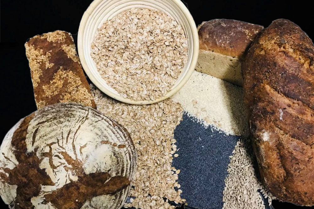 De ce gama de paine cu seminte?